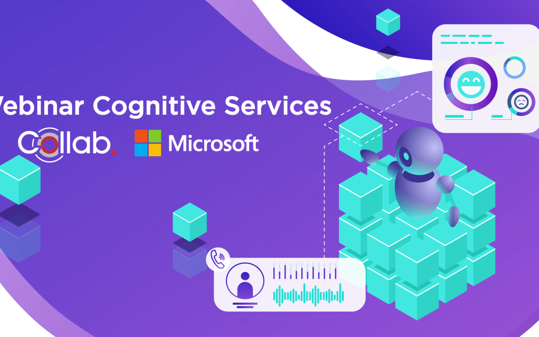 Webinar Cognitive Services - Speech Analytics & Sentiment Analysis