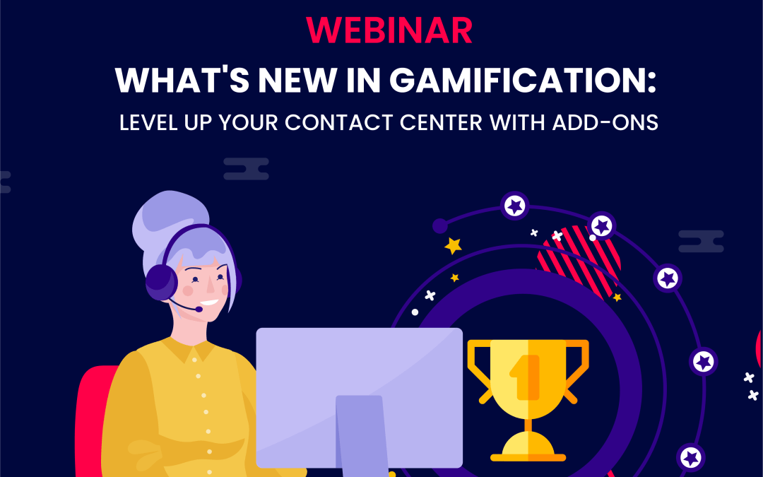 What's new in Gamification: level up your contact center with add-ons
