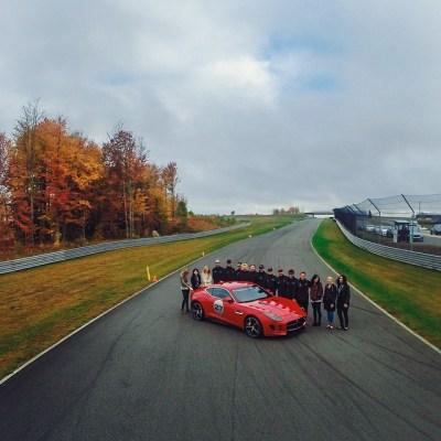 Jaguar project photo