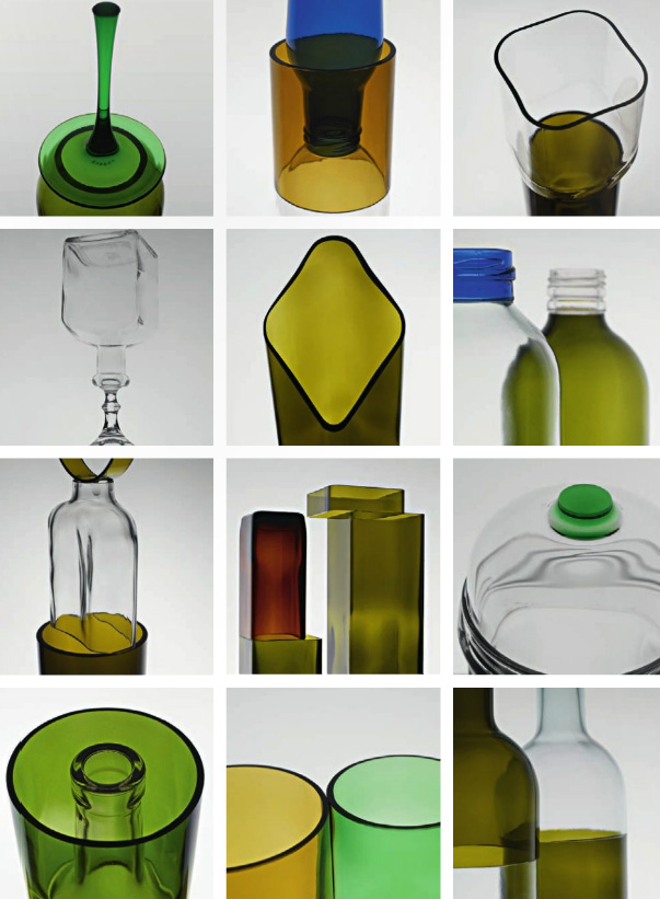Antonio Cos Dj Vu Glassware  CollabCubed