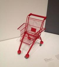 Stiletto Studios: Shopping Cart Chair