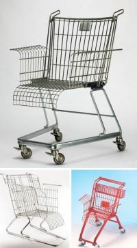 Stiletto Studios: Shopping Cart Chair   CollabCubed