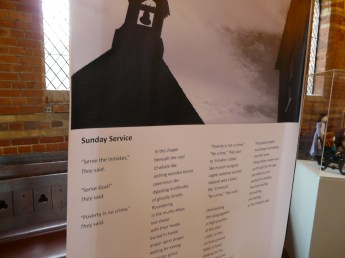 Kate Egglestone-Wirtz created photographs and poetry after the Inspiration Day at Gressenhall.