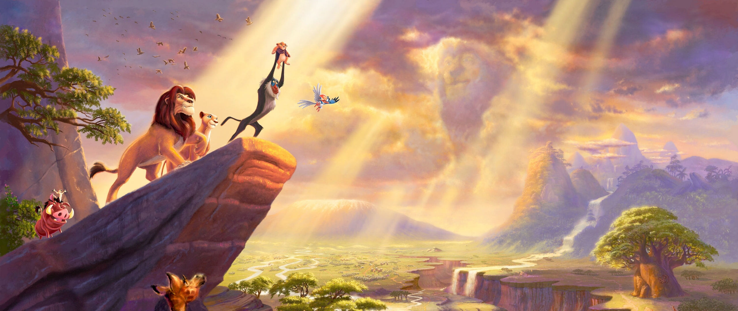 Disney Films The Lion King 1994 By Joei Conwell An Adult Perspective
