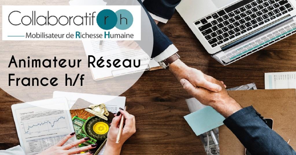 animateur réseau France
