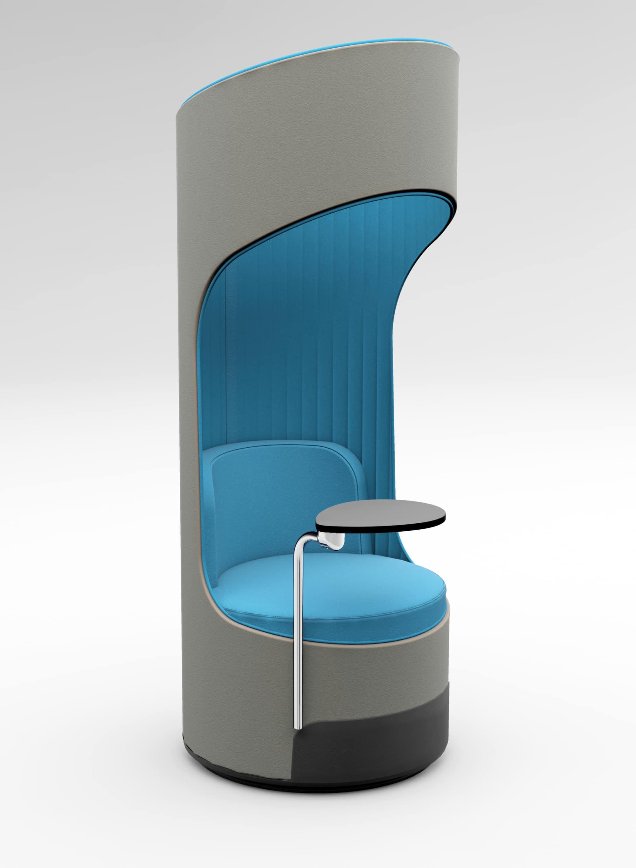 Cega Modern Acoustic Seating