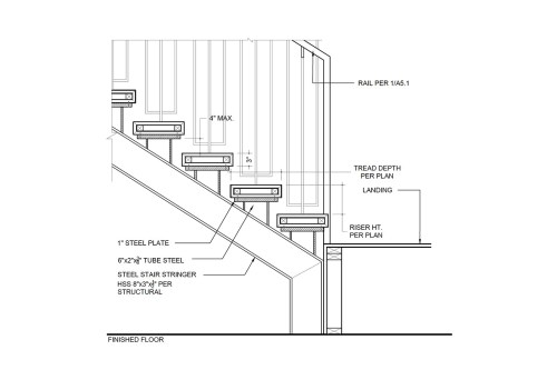 small resolution of stair section