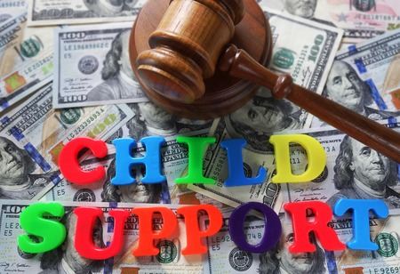 Collaborative divorce and child support