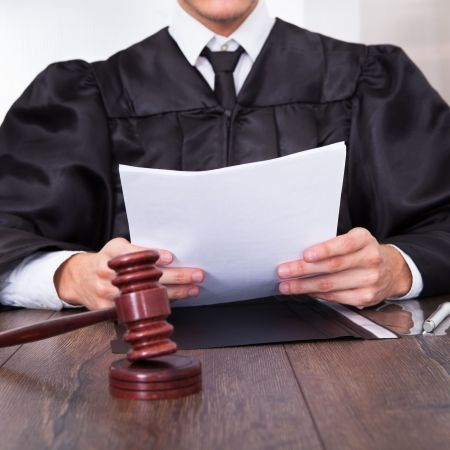 Role of judge in collaborative divorce