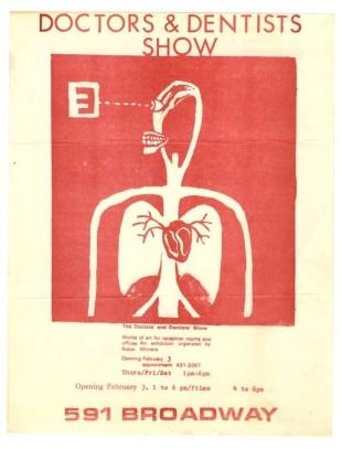 Coleen Fitzgibbon, Doctors & Dentists Show, 1979
