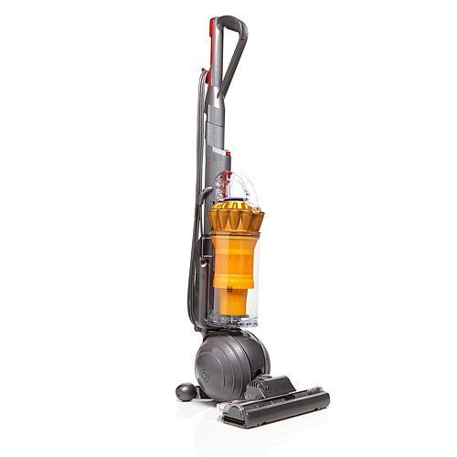 Dyson vacuum really suck. And that's a good thing.
