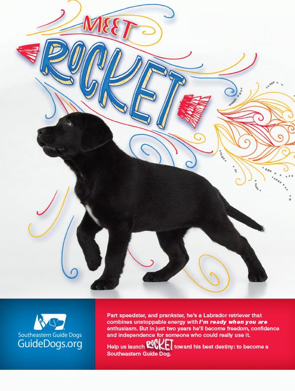 Meet Rocket ad