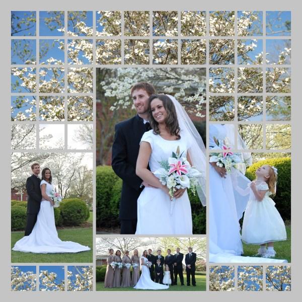 Wedding Collage Ideas