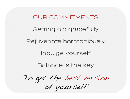 indulge yourself balance is the key to get the best version of yourself