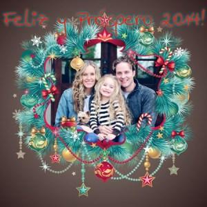 Montaje Collage Año Nuevo 2014.