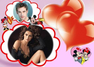 Collages Disney de Amor