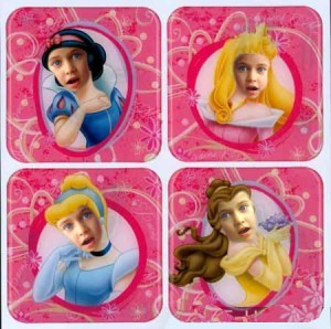 Collages Gratis Princesas Disney.