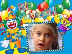Collages para Cumpleaños Infantiles.