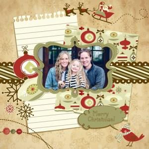 Collages Etiquetas Navidad.