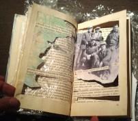 collage y huecos en páginas