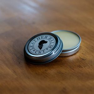 C&T Leather Balm tin for restoring preserving feeding protecting leather