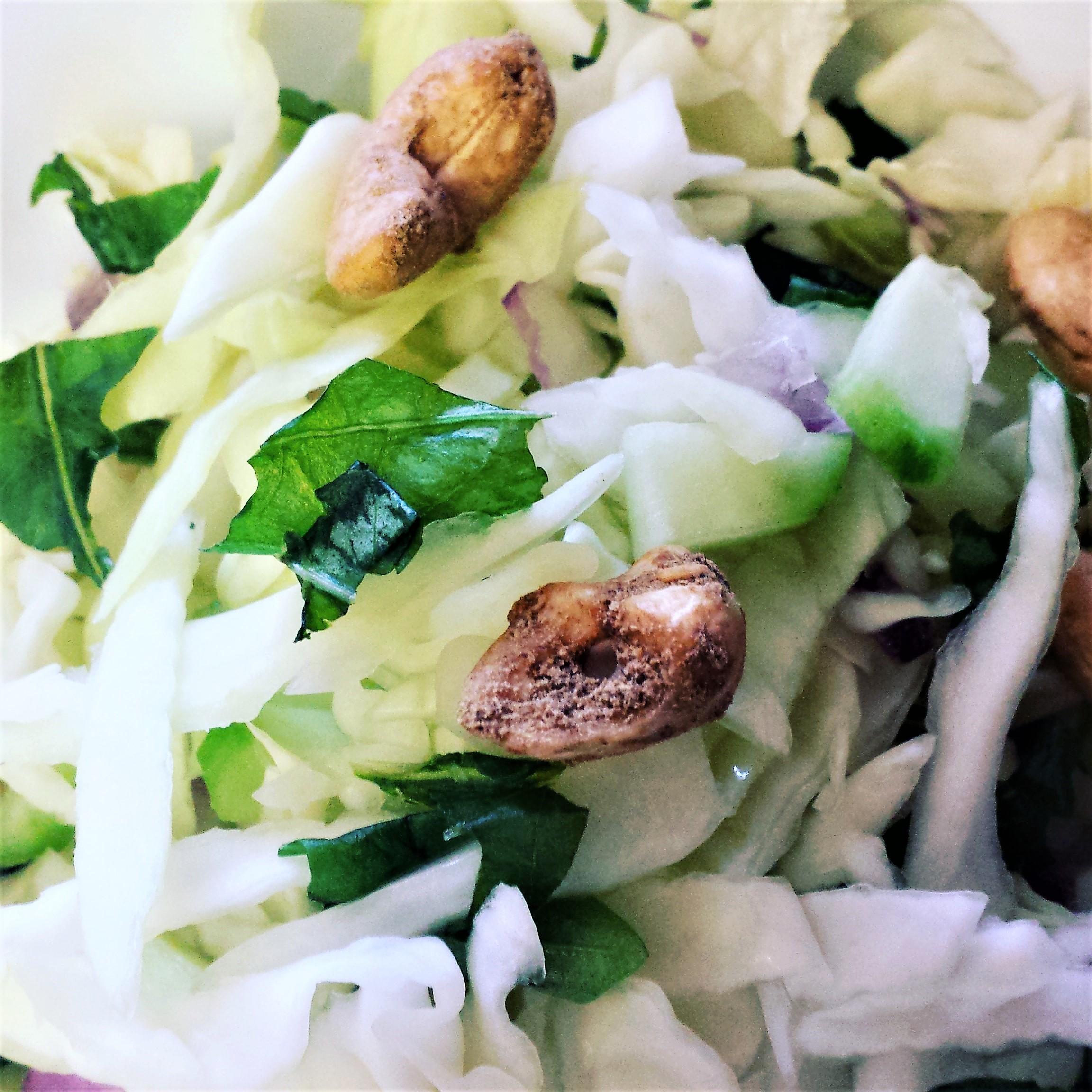 Thai(ish) Coleslaw