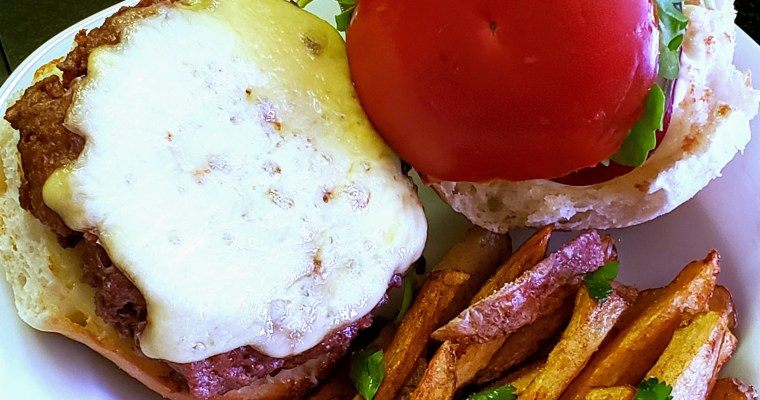 The Best Veggie Burger Recipe: Euro Style