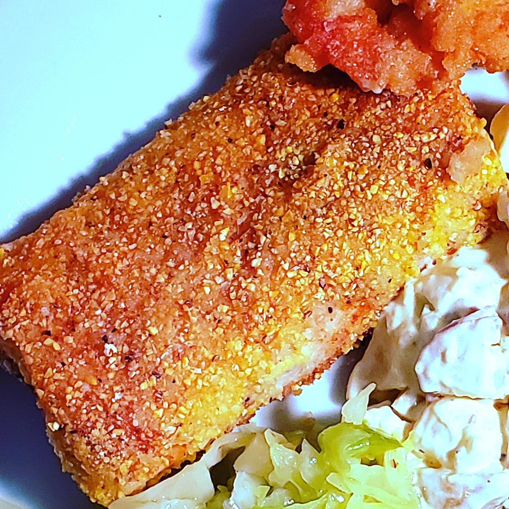 Pan Fried Mahi Mahi