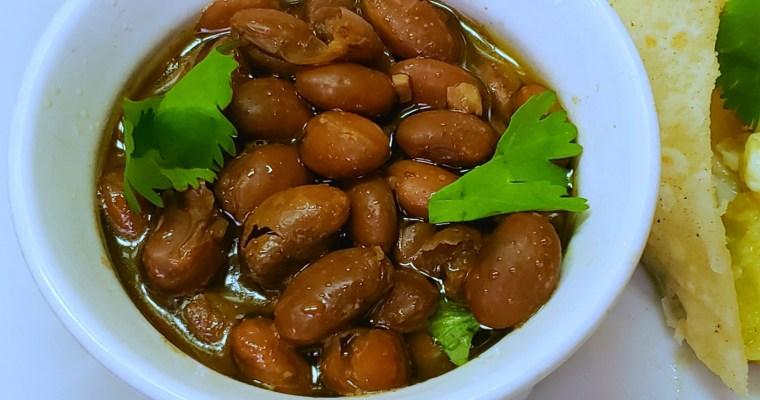 Vegan Ranch Style Beans