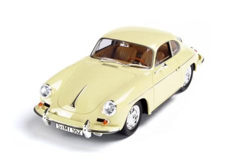 Porsche 356B Carrera 2 (1962)