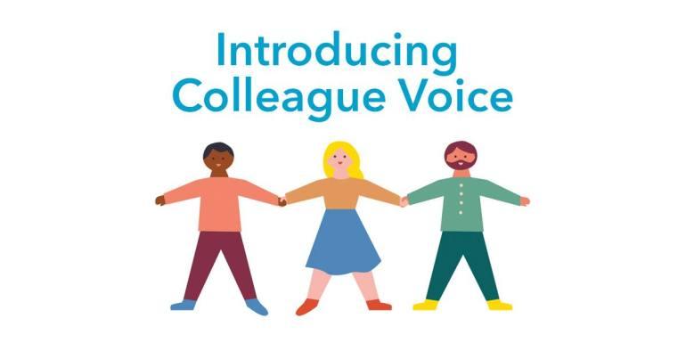 Colleague voice