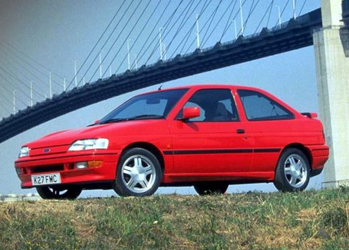 Ford Escort: a trusty first vehicle