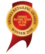 Drinks Buying team of the year award logo