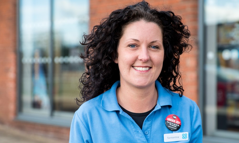 Sam Peake - Store Colleague of the Year