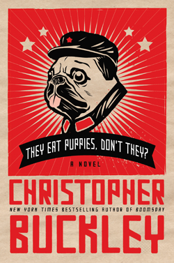 They Eat Puppies, Don't They? – Christopher Buckley to speak in Columbus
