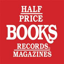 A Hefty Half Price Books Haul