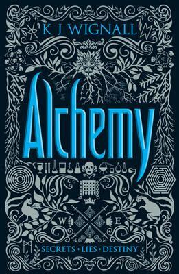 Alchemy (Mercian Trilogy, #2)  by K.J. Wignall