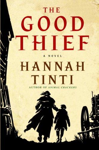 The Good Thief by Hannah Tinti (Audiobook CD)