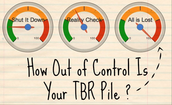 How Out of Control Is Your TBR Pile?