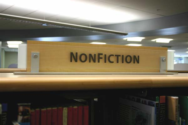 My love-hate relationship with non-fiction