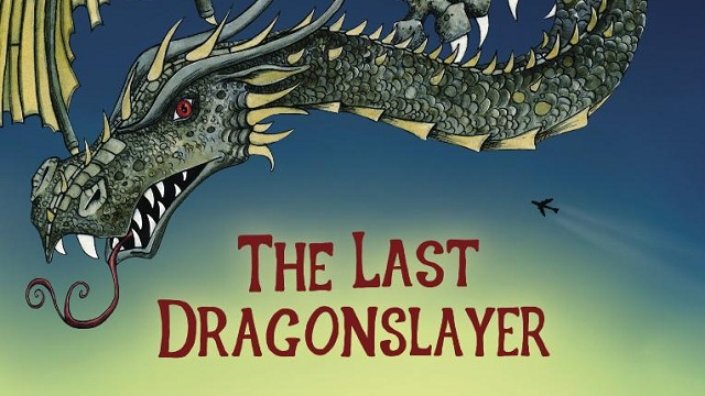 The Last Dragonslayer by Jasper Fforde (audio)