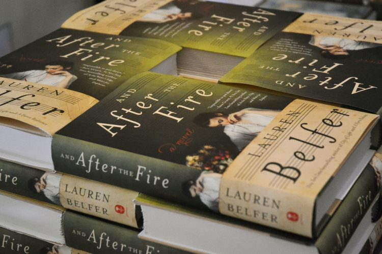And After The Fire by Lauren Belfer