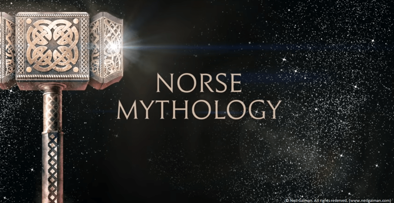 Win a signed copy of NORSE MYTHOLOGY by Neil Gaiman