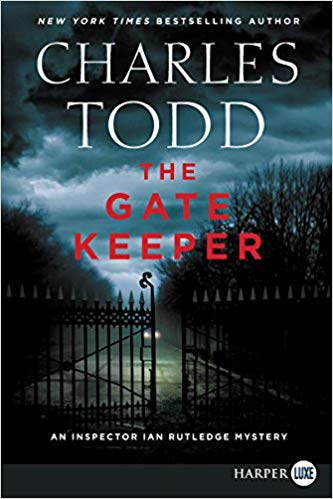 The Gate Keeper Book Cover