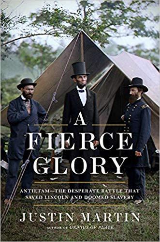 A Fierce Glory Book Cover