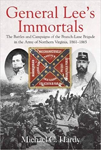 General Lee's Immortals by Michael C. Hardy