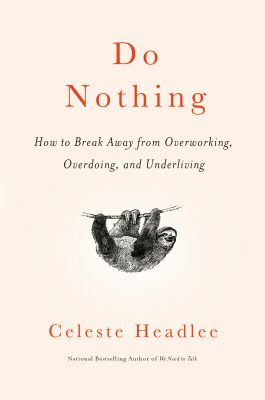 Do Nothing Book Cover
