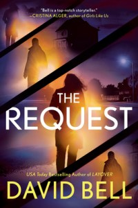 Cover of The Request by David Bell