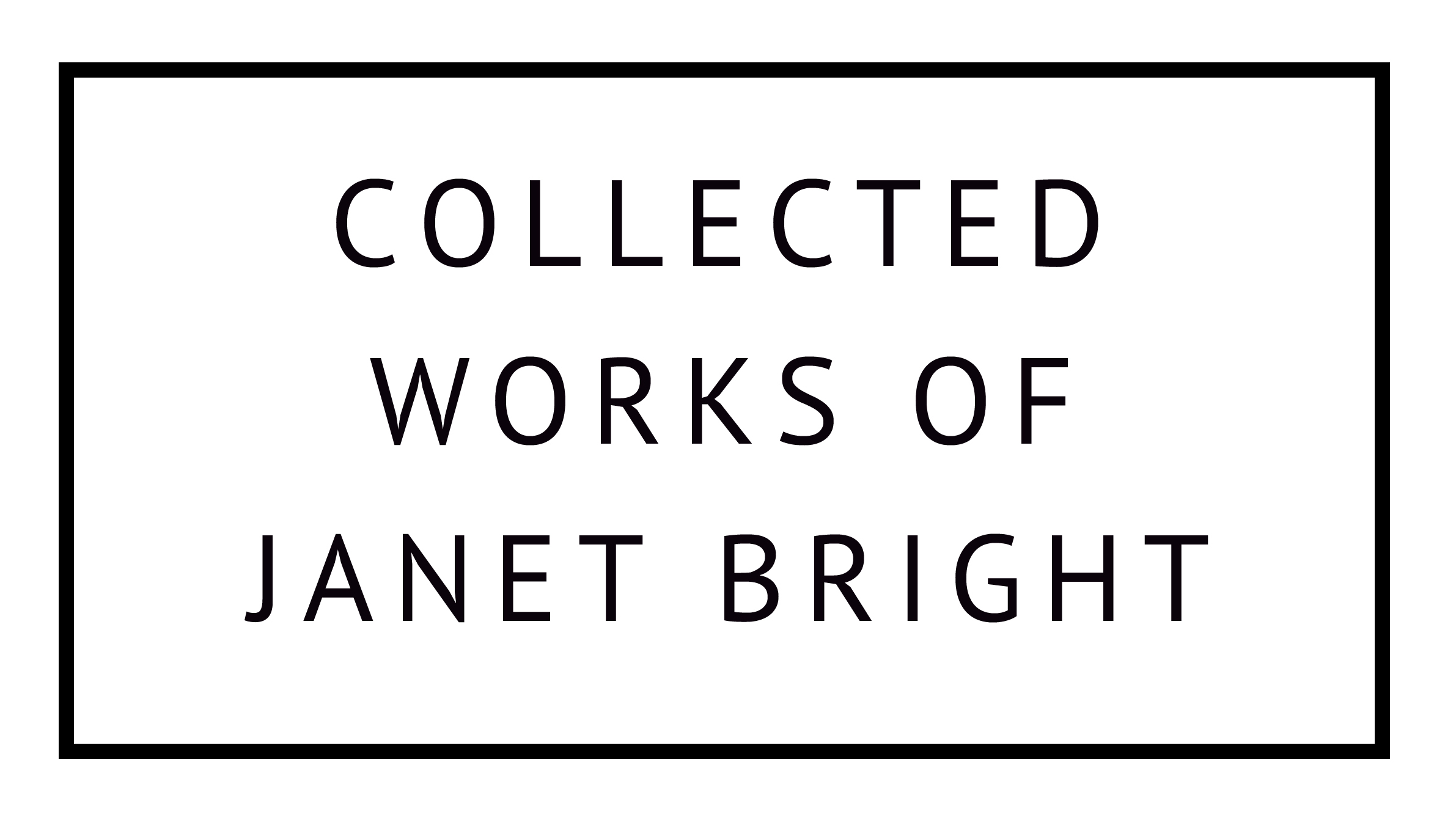 collected works of janet bright purchase work buying canadian art janet bright