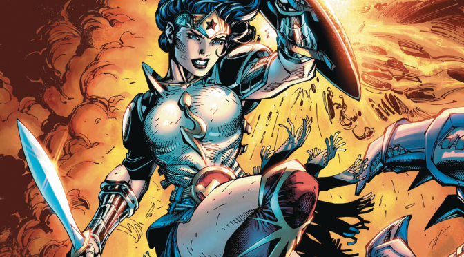 (C506) Un detalle al pasado de Wonder Woman en Dark Nights: Metal